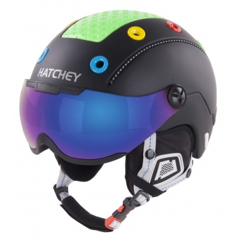 Rival Visor Junior black