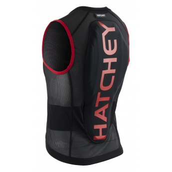 Vest Air Fit black/red