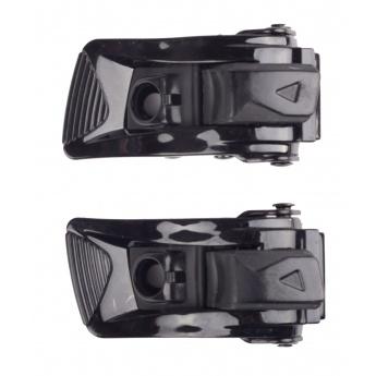 Buckle Interchanger black pair