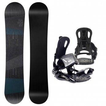 Snowboard set Hatchey...