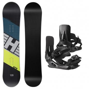 Snowboard set Hatchey SPR...