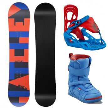Snowboard set Drift Kid + P...