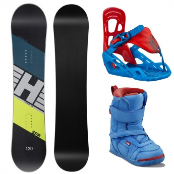 Snowboardový set SPR Kid +...