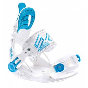Kiddo white/blue