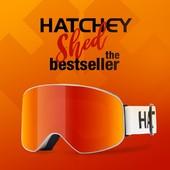 Skutečný bestseller mezi našimi brýlemi. Skvěle sedí a ještě lépe vypadají.😍🏂⛷😎 https://bit.ly/3dz1Gfl  #hatchey #shed #goggles