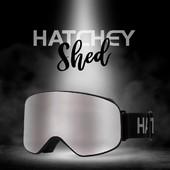Díky modernímu vzhledu a skvěle padnoucímu tvaru patří brýle Hatchey Shed  jednoznačně k nejoblíbenějším produktům naší nabídky. https://bit.ly/2GeWu3Q 🥽😍
